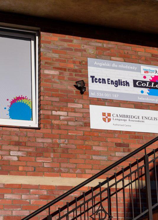 teen english college tychy angielski dla młodzieży
