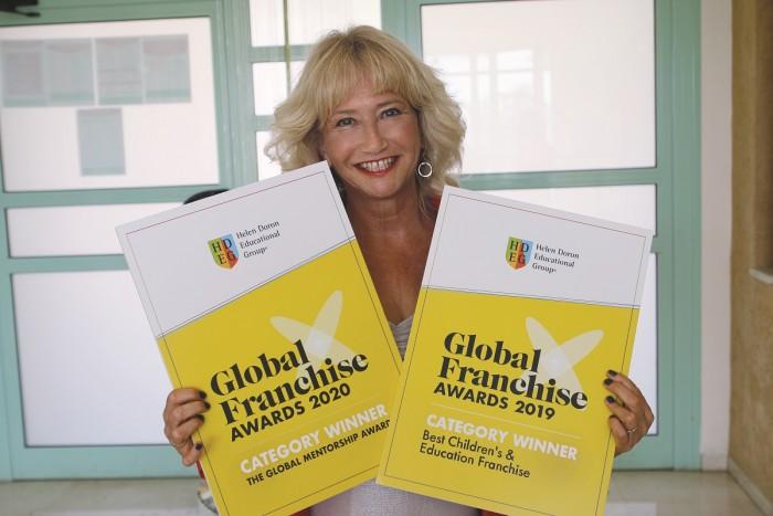 Nagroda Global Franchise Award po raz trzeci