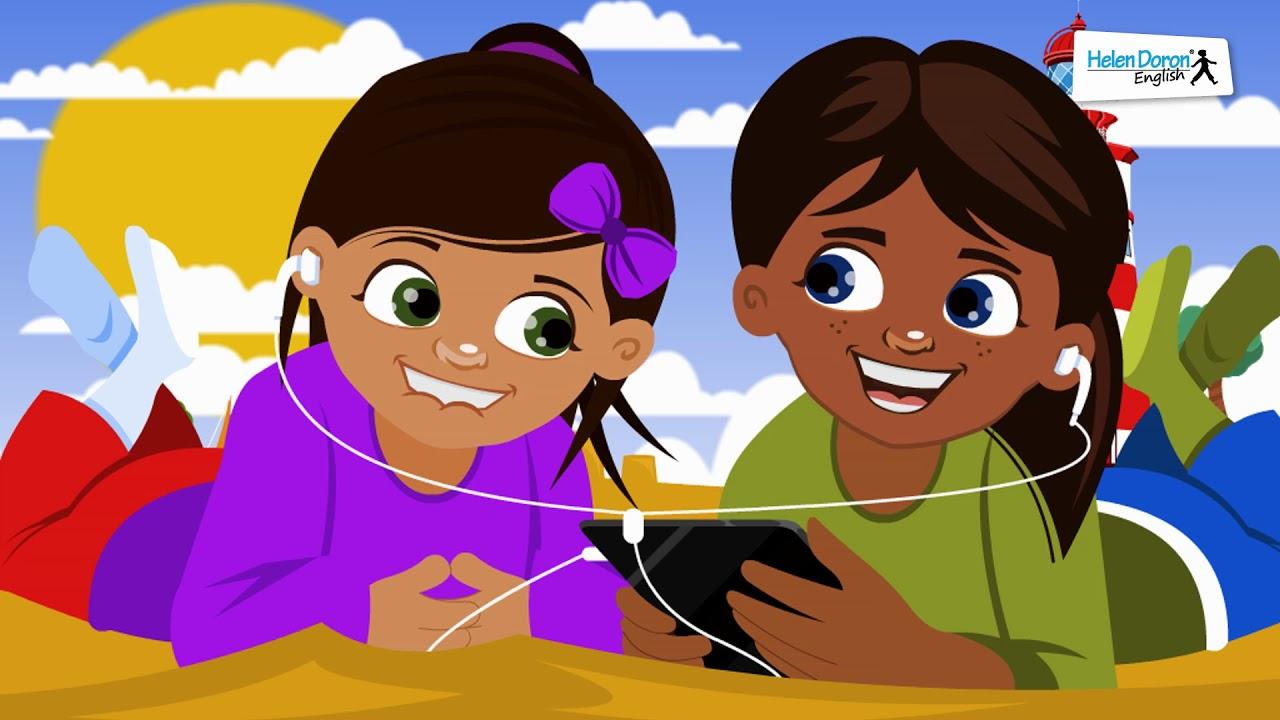 Język angielski dla dzieci i młodzieży w czasie wakacji