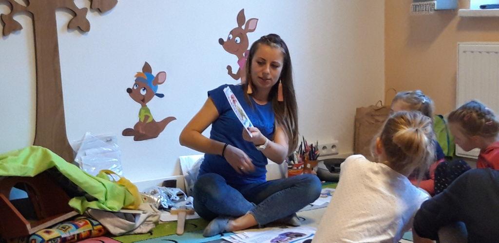 Cala Polska czyta dzieciom 1