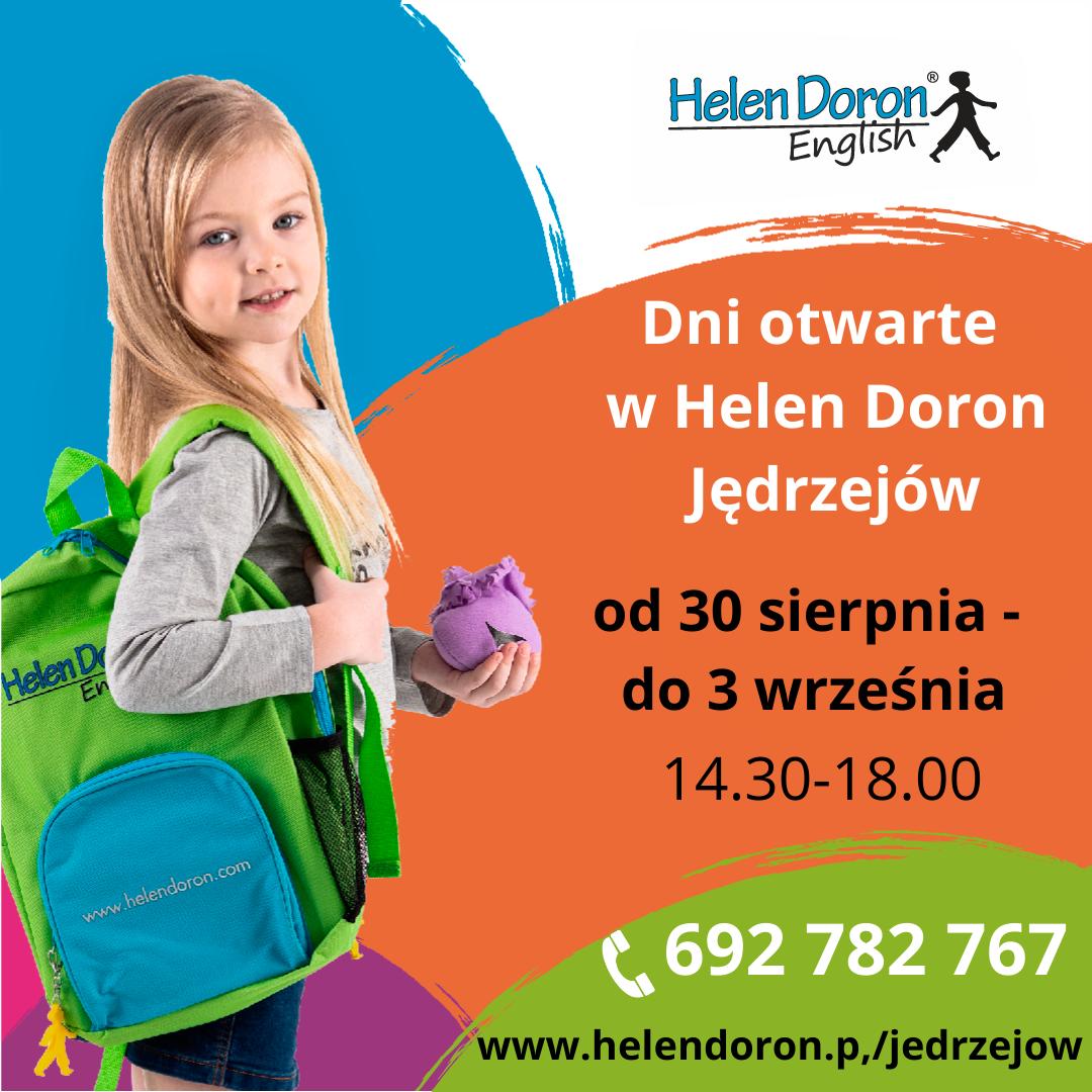 Dni Otwarte w Helen Doron Jędrzejów