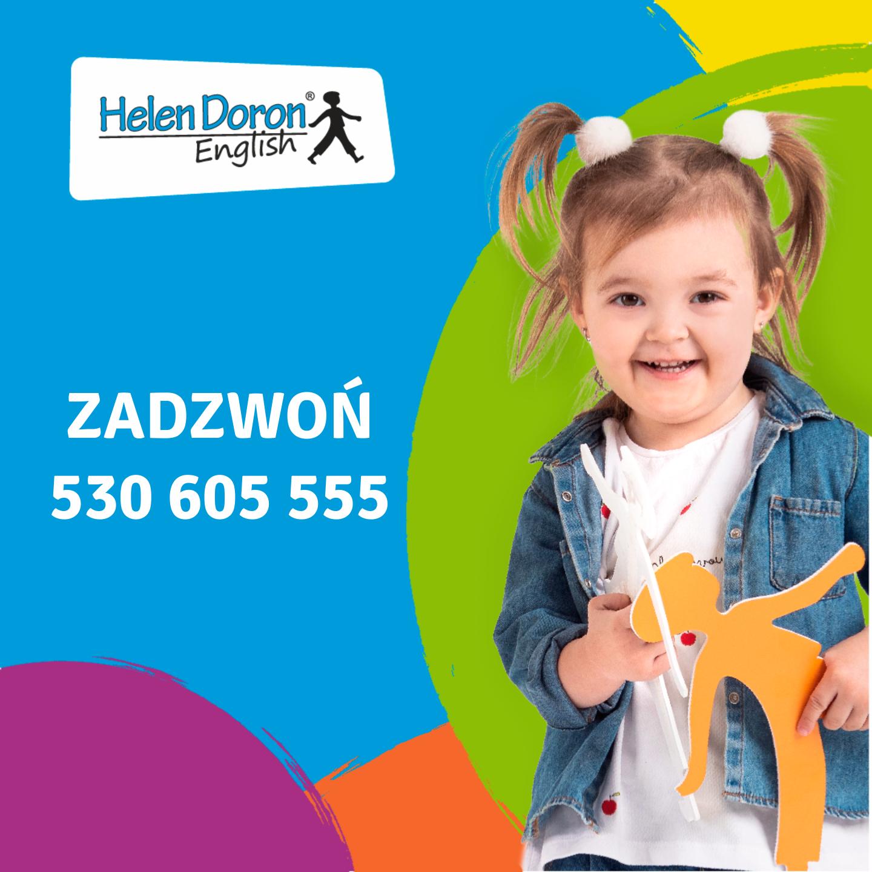 Angielski dla czterolatka w Mikołowie