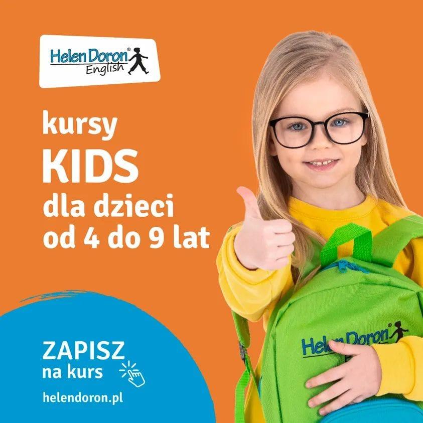 Angielski w Kobyłce- wolne miejsca dla 5-6 latków